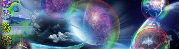 Awarenes, awakening,visionary banner