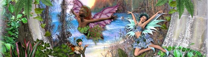 fairy kingdom banner