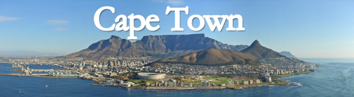 Greetings from Capetown