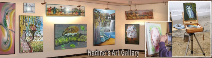 My Art Gallery. Many of my artworks ( oil - acrylic - leather) are now available due to the print-on-demand facilities.