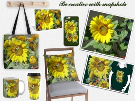 &be creative with snapshots