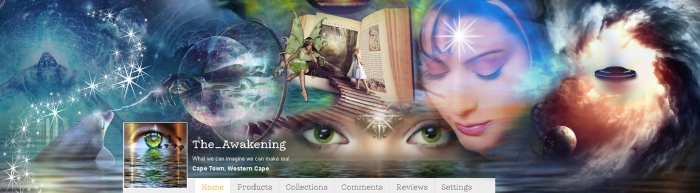 awakening banner for blog