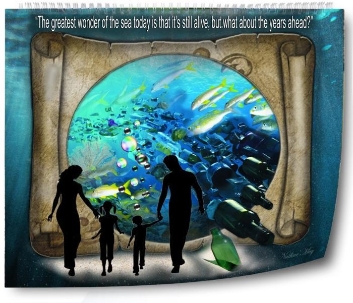 #Aquarium visit in the Future