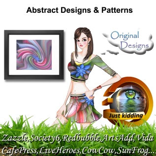 Abstract Designs & Patterns new