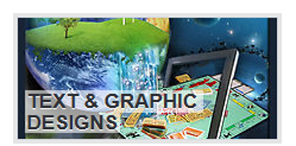 text-and-graphic-designs