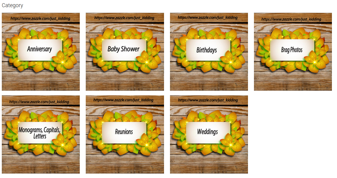 There are many occasions people want to send a personal card, or a gift to. Zazzle can even do all the postings. today almost everything can be done from our computer, laptop or cell phones these days.